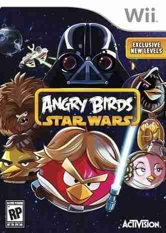 Descargar Angry Birds Star Wars [MULTI5][PAL][WiiERD] por Torrent